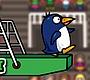 Speel het nieuwe girl spel: Pinguin Schoonspringen