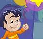 Speel het nieuwe girl spel: Boom Balloon