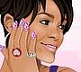Speel het nieuwe girl spel: Nagels van Rihanna