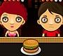 Speel het nieuwe girl spel: Burger Bar