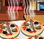 Speel het nieuwe girl spel: Mini Pizza Bakken