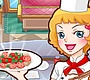 Play the new Girl Flash Game: Pasta Bar