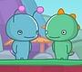 Speel het nieuwe girl spel: Anski en Blip