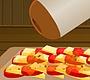 Speel het nieuwe girl spel: Tomaten Mozzarella Salade