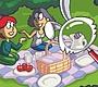 Speel het nieuwe girl spel: Paas Liefde