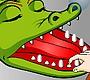 Speel het nieuwe girl spel: Krokodil Tanden
