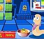 Speel het nieuwe girl spel: Hongerige Worm