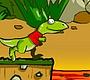 Speel het nieuwe girl spel: Raptor Fruit Rush
