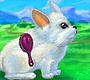 Play the new Girl Flash Game: My Dear Rabbit