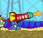 Speel het nieuwe girl spel: Sloop Acrobaten