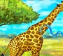 Play the new Girl Flash Game: Giraffe Zoo