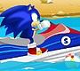 Speel het nieuwe girl spel: Super Sonic Jetski