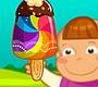 Speel het nieuwe girl spel: Regenboogijsje