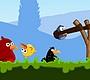Speel het nieuwe girl spel: Ugly Birds