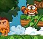 Speel het nieuwe girl spel: Springende Wasbeer