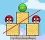Speel het nieuwe girl spel: Angry Birds Pigs Out