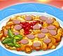 Speel het nieuwe girl spel: Macaroni met Kaas