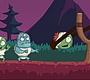 Speel het nieuwe girl spel: Boze Zombies