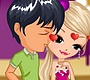 Play the new Girl Flash Game: Kiss in the Park