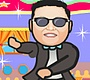 Speel het nieuwe girl spel: Gangnam Style Dans