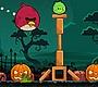 Speel het nieuwe girl spel: Angry Birds Halloween