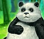 Play the new Girl Flash Game: Cheerful Panda