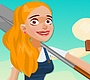 Play the new Girl Flash Game: Wheat Farm
