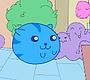 Speel het nieuwe girl spel: Sushi Cat 2