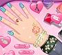Speel het nieuwe girl spel: Hand Versieren