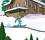 Speel het nieuwe girl spel: Teken je eigen skibaan