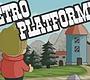 Speel het nieuwe girl spel: Retro Platformer