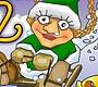 Speel het nieuwe girl spel: Sneeuw Line Rider 2