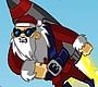 Speel het nieuwe girl spel: Raket Kerstman 2