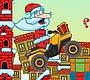 Speel het nieuwe girl spel: Kerstman Quad