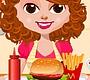 Speel het nieuwe girl spel: Burger Maker