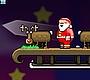 Speel het nieuwe girl spel: Super Kerstman Trapper 3