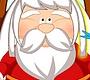 Speel het nieuwe girl spel: Kerstman Kapper