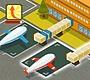 Speel het nieuwe girl spel: Vliegveld Besturing