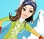 Play the new Girl Flash Game: Ski Fun