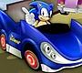 Speel het nieuwe girl spel: Sonic Racing Zone