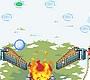 Speel het nieuwe girl spel: Sneeuwbal Flipperkast