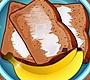Speel het nieuwe girl spel: Banaan op Brood