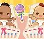 Speel het nieuwe girl spel: Schattige Baby Opvang