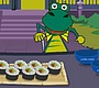 Speel het nieuwe girl spel: Flying Dragon Sushi