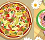 Speel het nieuwe girl spel: Heerlijke Pizza Maken