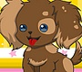 Play the new Girl Flash Game: Happy Cute Puppy