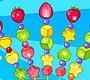 Speel het nieuwe girl spel: Lekkere Fruitstokjes