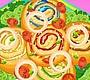 Speel het nieuwe girl spel: Pizza Rolletjes Maken