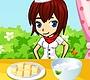 Speel het nieuwe girl spel: Kleine Aardbei Taartjes