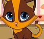 Play the new Girl Flash Game: Cute Kitten